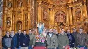 cofradia angel cigales valladolid celebracion 1