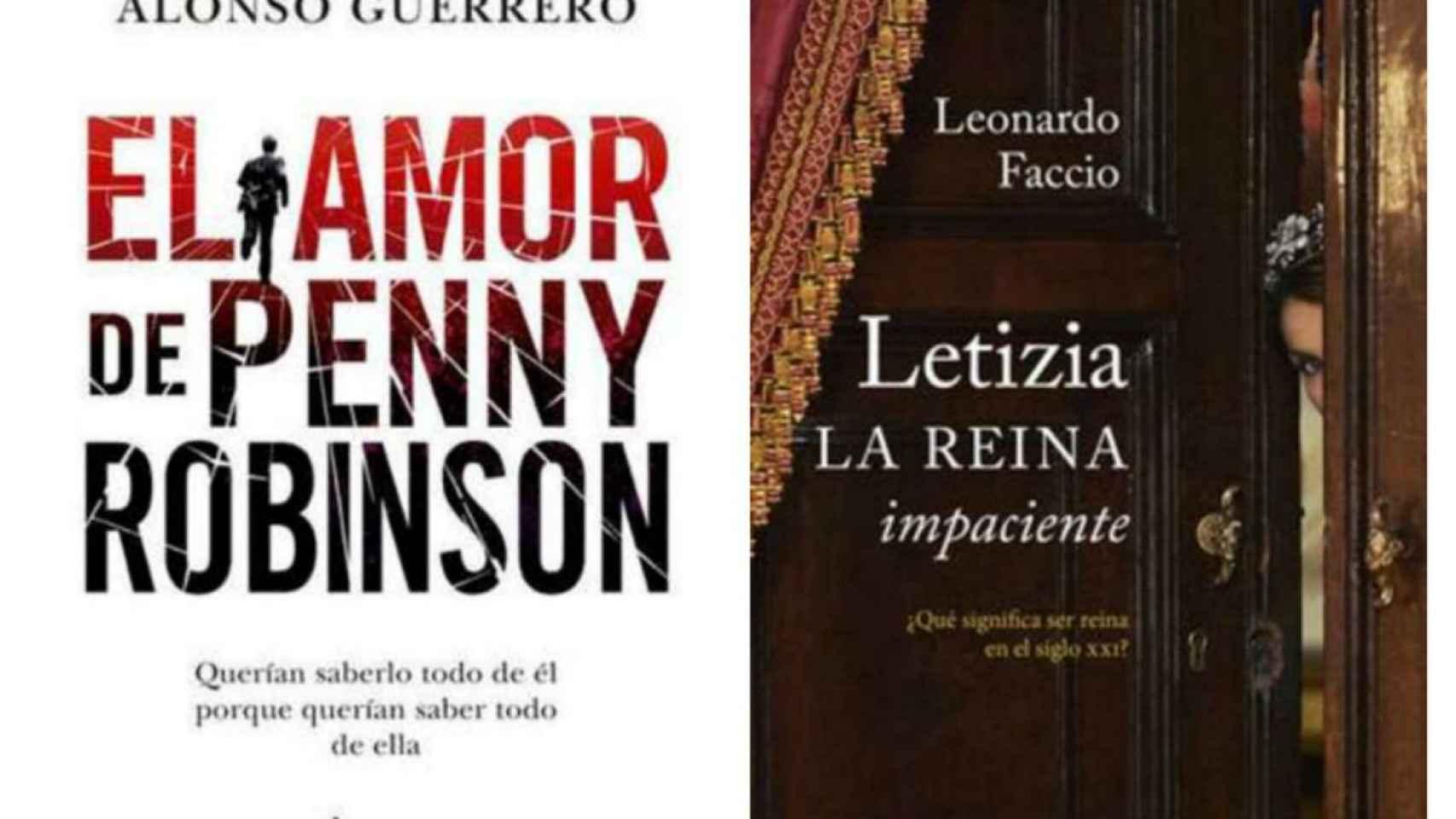 Los 25 libros basados en la vida de Letizia Ortiz: del más ácido al más suave