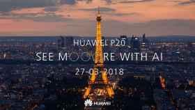 El Huawei P20 mejorará la fotografía nocturna con inteligencia artificial