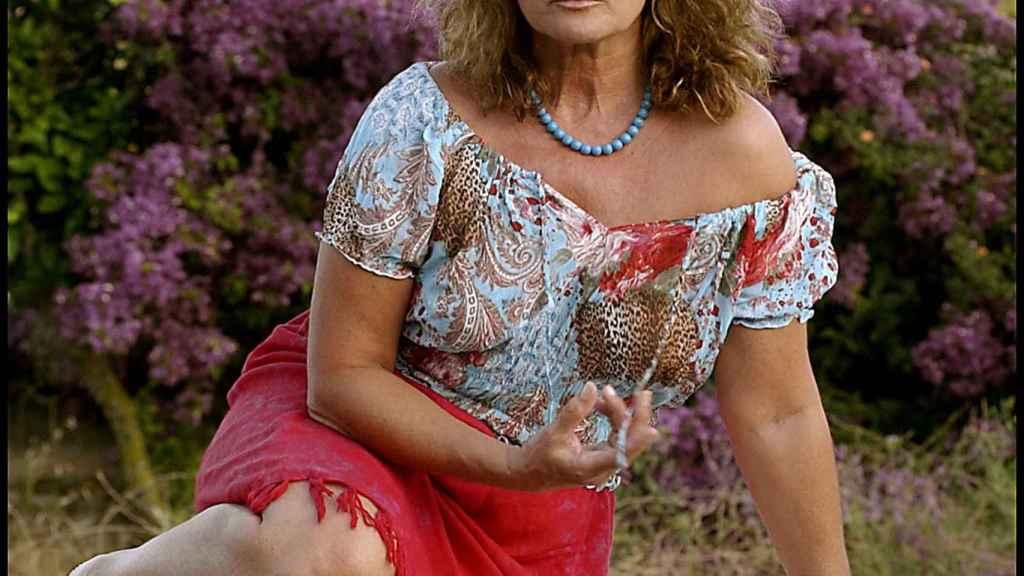 La colaboradora en una imagen de 2002.