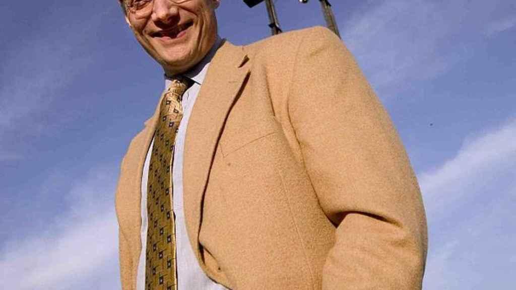 Brian Wansink, en una foto de 2007