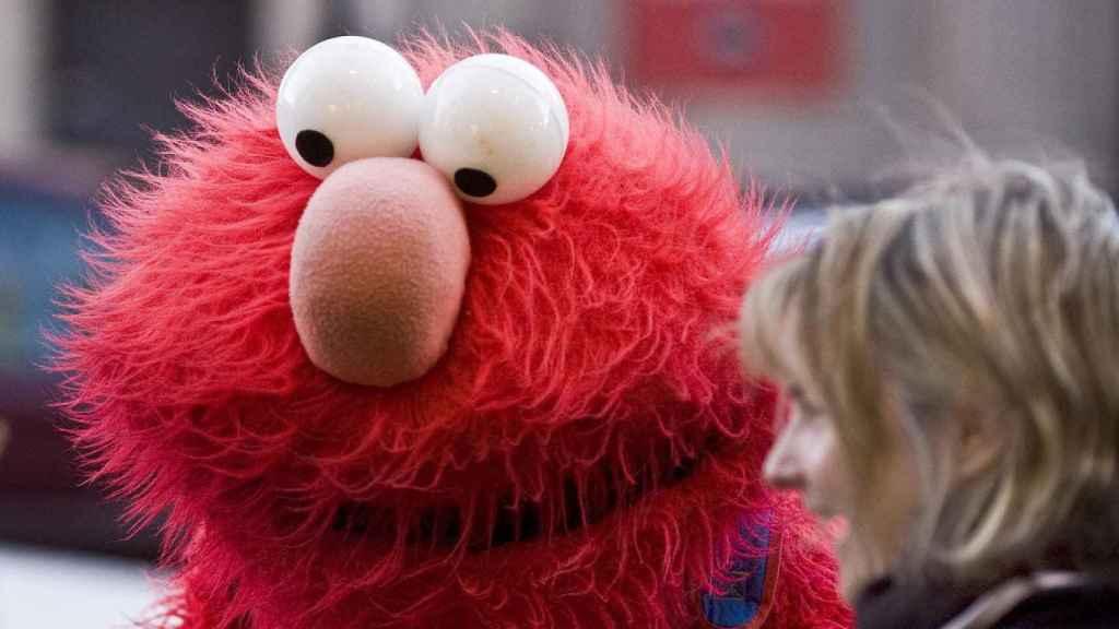 Elmo, personaje de Barrio Sésamo