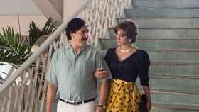 Javier Bardem y Penélope Cruz en Loving Pablo.