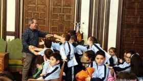 zamora ayuntamiento visita medalla milagrosa (3)