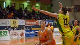 Zamora Baloncesto femenino Zamarat