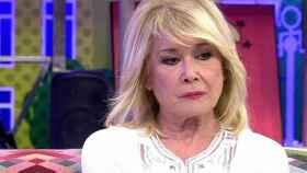 Mila Ximénez en el programa 'Sálvame'.