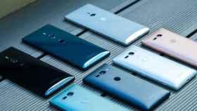 Así ha evolucionado el diseño de los Sony Xperia a lo largo de los años