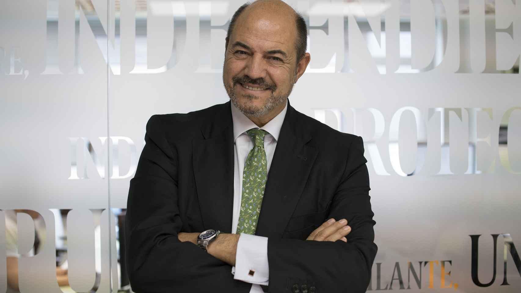 Juan José Llinares, CEO de Gestión de Patrimonios Mobiliarios (GPM).