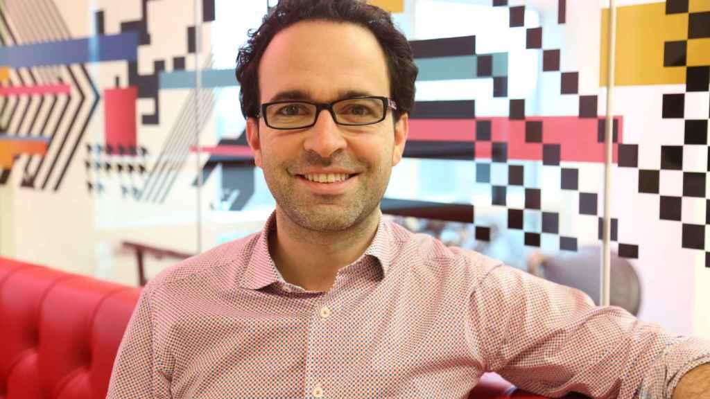 Kim Faura Jr. es hijo de un directivo catalán histórico en Telefónica.