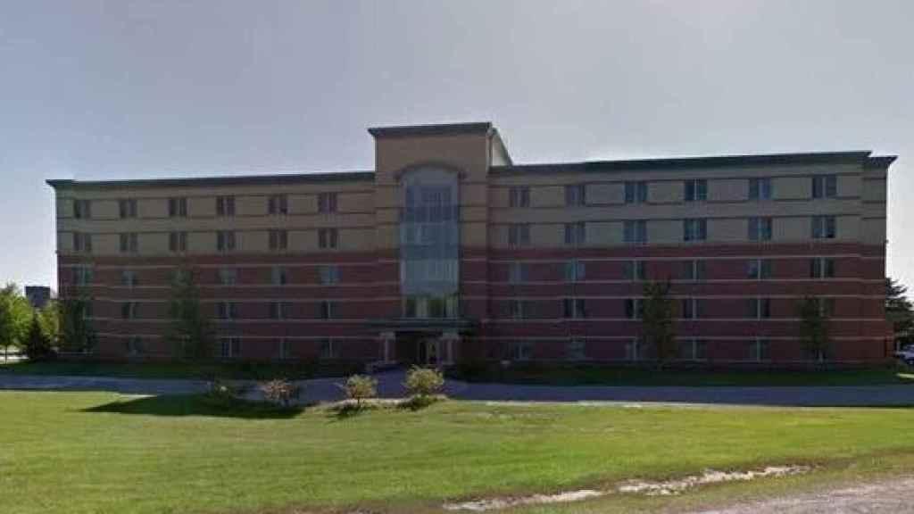 Campus de la Universidad de Michigan.