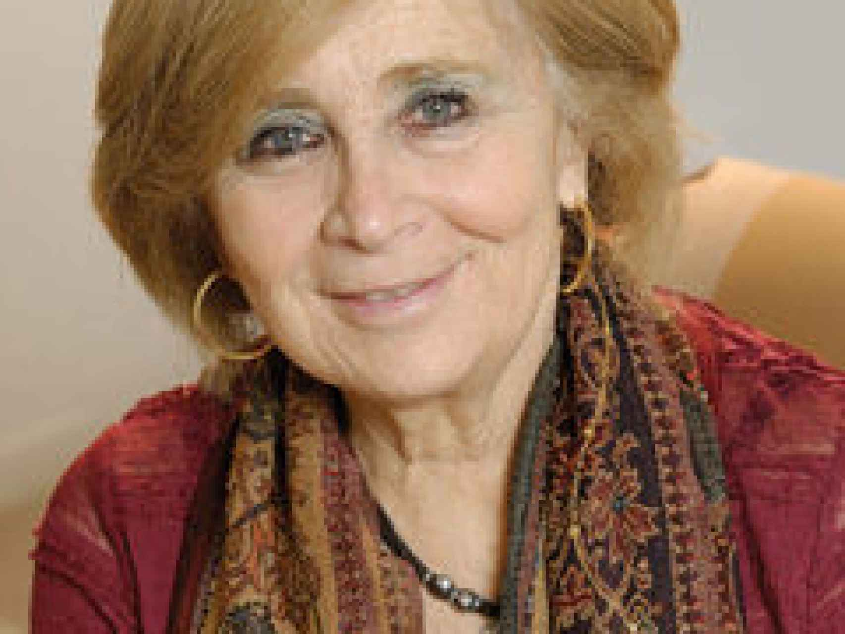 1. Alicia Kaufmann, catedrática de Sociología  de la Universidad de Alcalá de Henares.