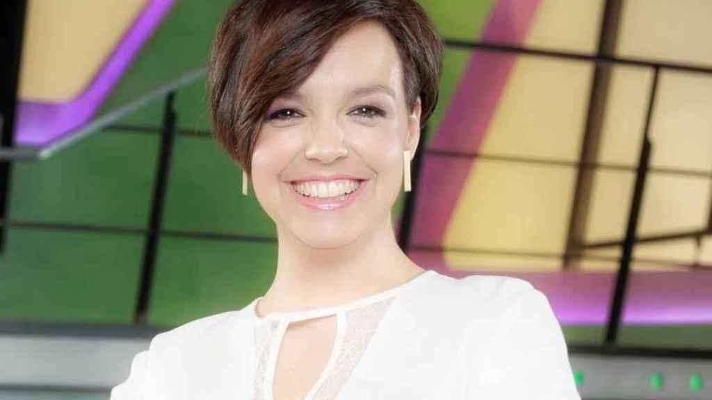Cristina Villanueva, periodista y presentadora de La Sexta Noticias Fin de semana.