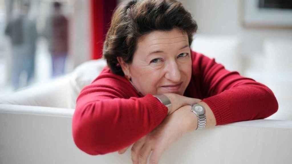 Laura Freixas, editora y crítica literaria.