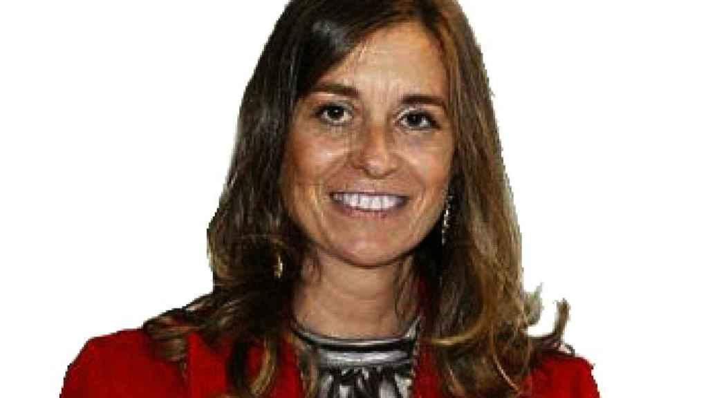 41. Susana Gisbert, fiscal especializada en violencia de género, portavoz de la Fiscalía Provincial de Valencia y escritora.