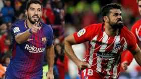 El 'marrón' de Gil Manzano: parar a Suárez y Diego Costa