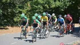 vuelta ciclista zamora grupo