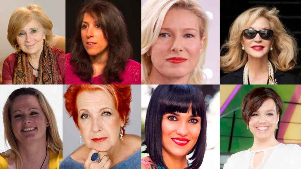 EL ESPAÑOL entrevista a 50 de las mujeres más influyentes con motivo del 8M.