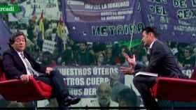 """Arcadi Espada, sobre la huelga feminista: """"El manifiesto es monjil y putrefacto"""""""