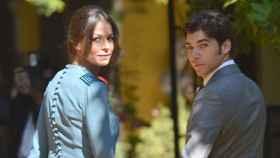 Eva González y Cayetano en una imagen de archivo. GTRES.