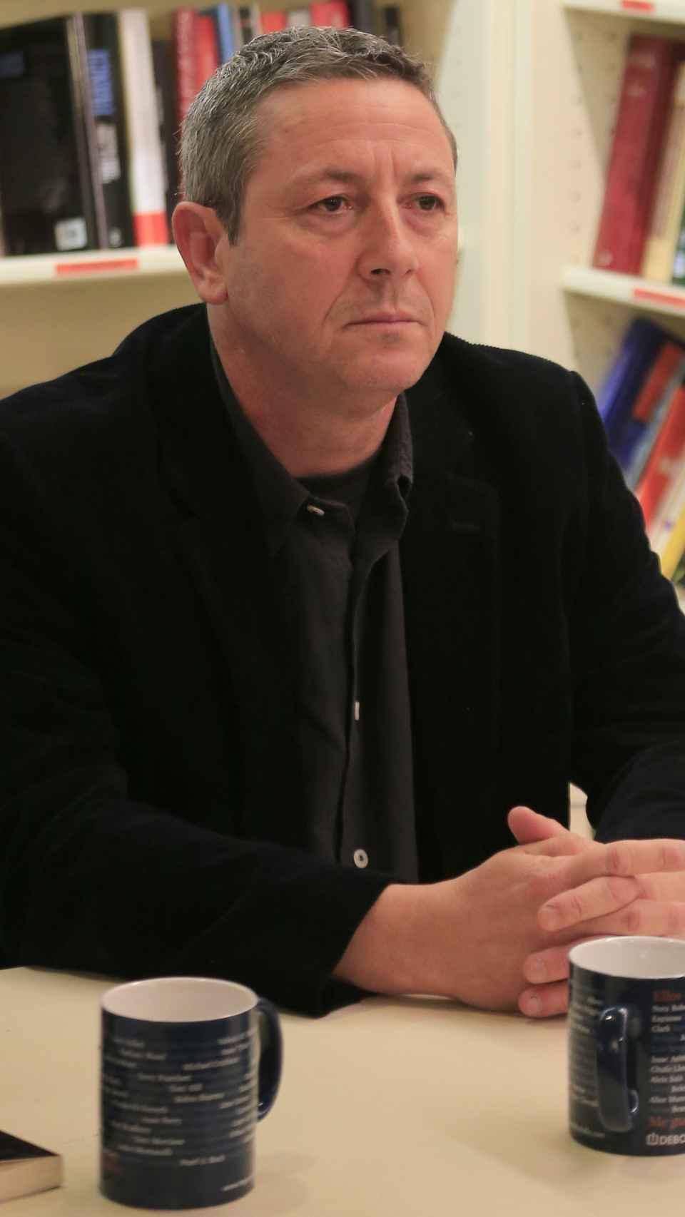 El escritor.