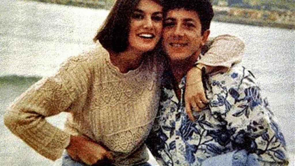 La reina Letizia y Alonso durante su relación sentimental.