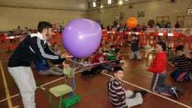 aula deporte y discapacidad