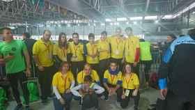 atletismo master 9