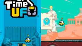 El juego 'casi' de Nintendo que te convierte en un OVNI: Part Time UFO