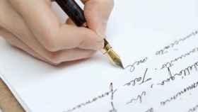 Firma de testamento (imagen de archivo)
