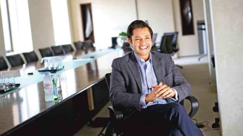 Aditya Mittal, nuevo presidente de Arcelor Mittal.