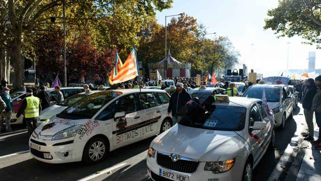 Los taxistas de Baleares a la caza de Uber y Cabify: crearán su 'marca blanca' a 12.000 euros la licencia