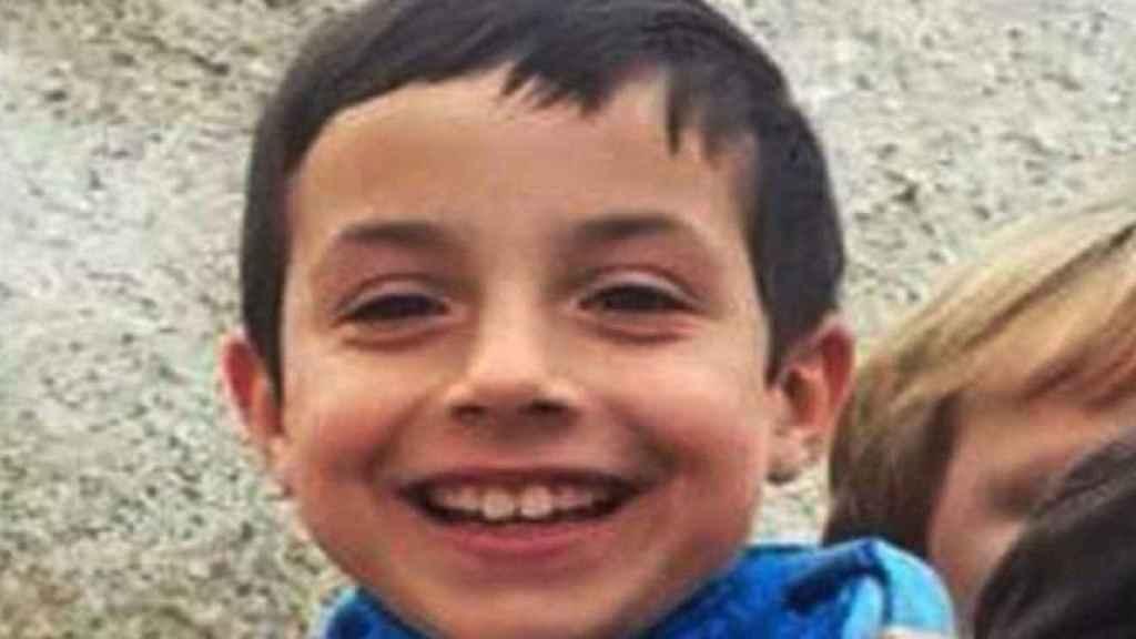 Gabriel Cruz, el niño desaparecido en Níjar el 27 de febrero pasado.