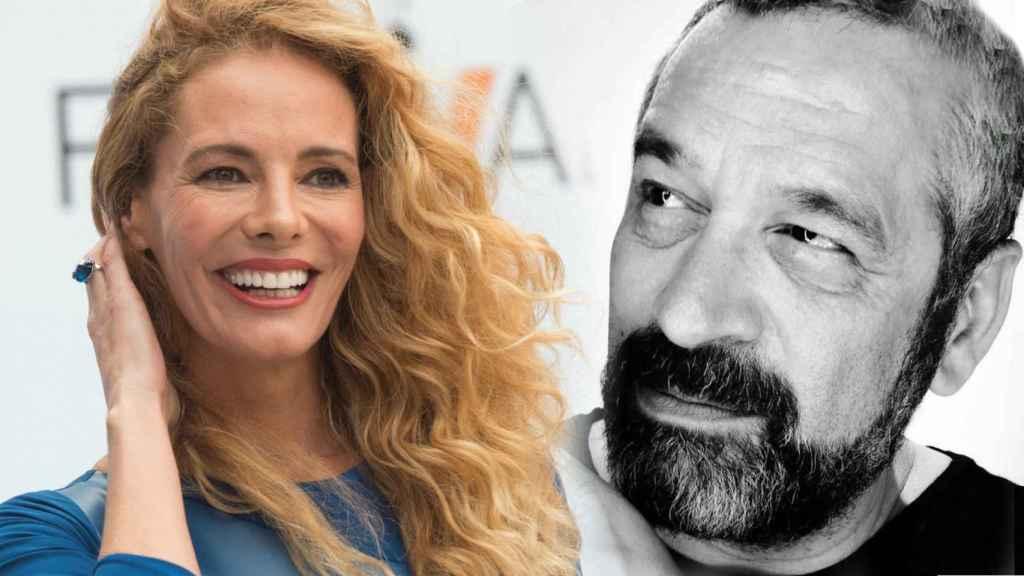 Paula Vázquez y Germinal Torremocha.