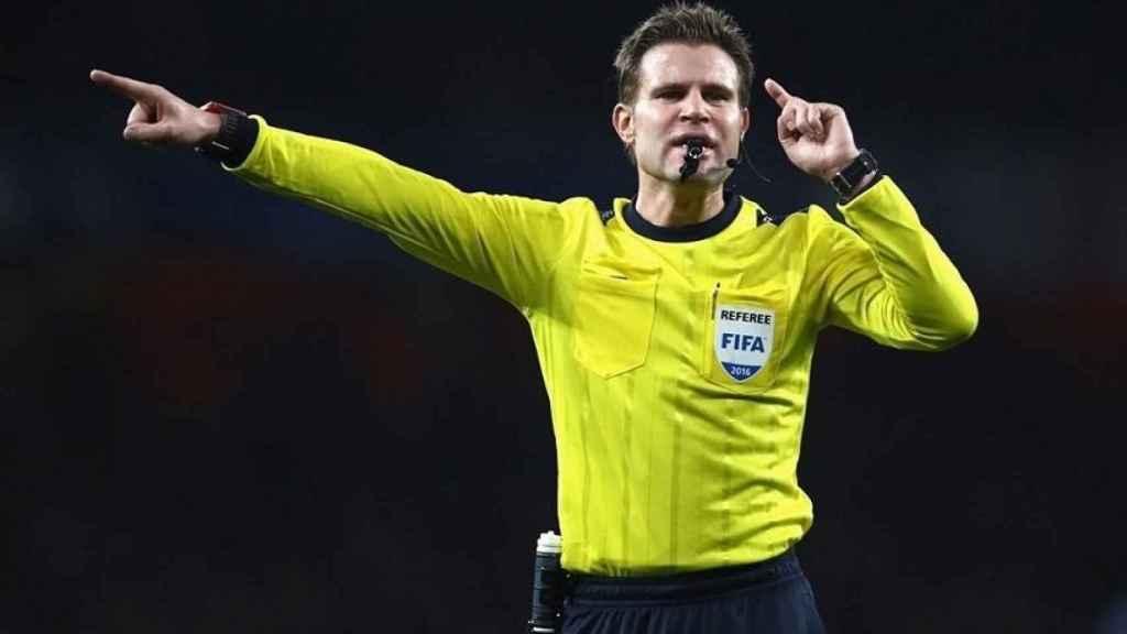 Felix Brych: Foto: Uefa.com