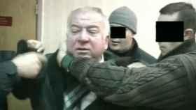 Sergei Skripal, arrestado por los servicios de seguridad rusos en una foto de archivo.