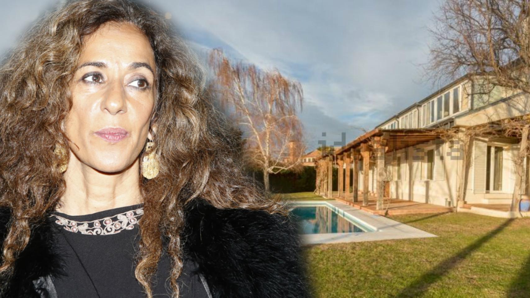 Rosario Flores vende la casa familiar de la saga.