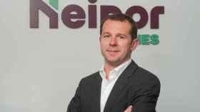 Juan Velayos, consejero delegado de la inmobiliaria Neinor Homes.