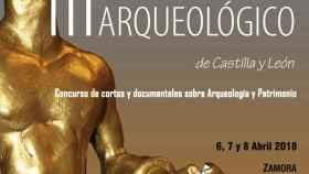 zamora festival cine arqueologico cartel