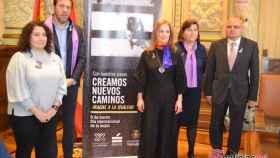 acto institucional ayuntamiento dia mujer valladolid 2018 2
