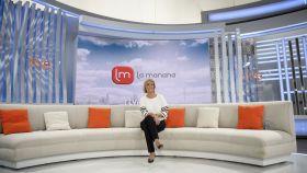 María Casado en su programa.