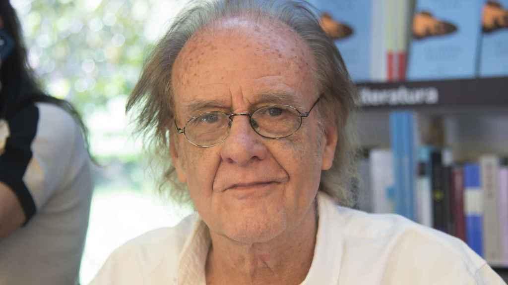 Luis Eduardo Aute en imagen de archivo.