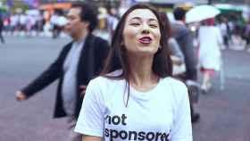 Imagen del vídeo de un publicitario de Yeay. YEAY