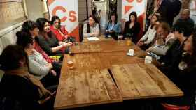 zamora ciudadanos mesa debate dia mujer