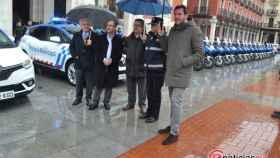 nuevos coches motos policia municipal valladolid 1