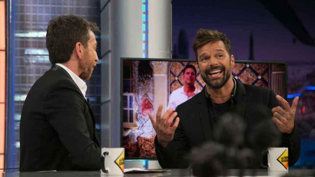 """Ricky Martin: """"Mis hijos están orgullosos de tener dos padres"""""""
