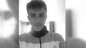 Thomas Rodríguez, jugador fallecido de 18 años.