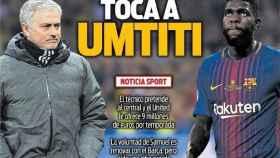 Portada Sport (09/03/2018)
