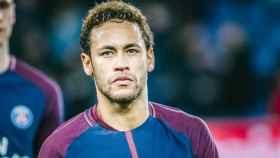 Neymar, con el PSG. Foto Instagram (@psg)