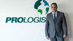 Gustavo Cardozo, 'country manager' y vicepresidente de Prologis Iberia, firma estadounidense líder de inmuebles logísticos.