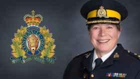 Brenda Lucki, la nueva directora de la Policía Montada de Canadá.